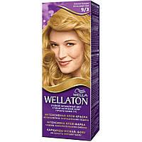 Крем-краска для волос Wellaton 9/3 Золотой Блондин (4056800023219)
