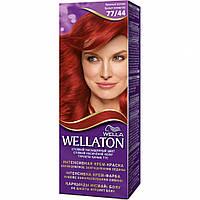 Крем-краска для волос Wellaton 77/44 Красный Вулкан (4056800899821)