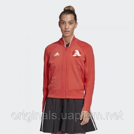 Женская куртка-бомбер Adidas VRCT W FI9213 , фото 2