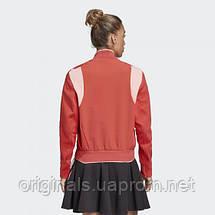Женская куртка-бомбер Adidas VRCT W FI9213 , фото 3