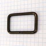 Рамка проволочная 35 мм антик для сумок t4135 (20 шт.), фото 4
