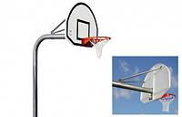 Профессиональная баскетбольная стойка SURESHOT Gęsia Szyja 648/645