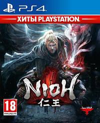 Диск PlayStation 4 Nioh (Хіти PlayStation)