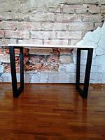 Стол обеденный, письменный 120*60 см Loft (Лофт) (стол 1)
