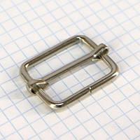 Регулятор 25 мм никель для сумок t4188 (50 шт.)