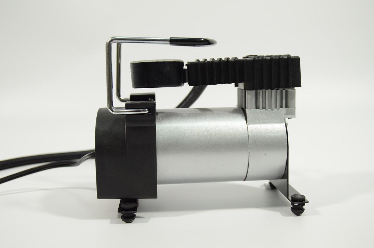 Портативный автомобильный мини воздушный компрессор (DC 12V/10 ~ 150PSI)