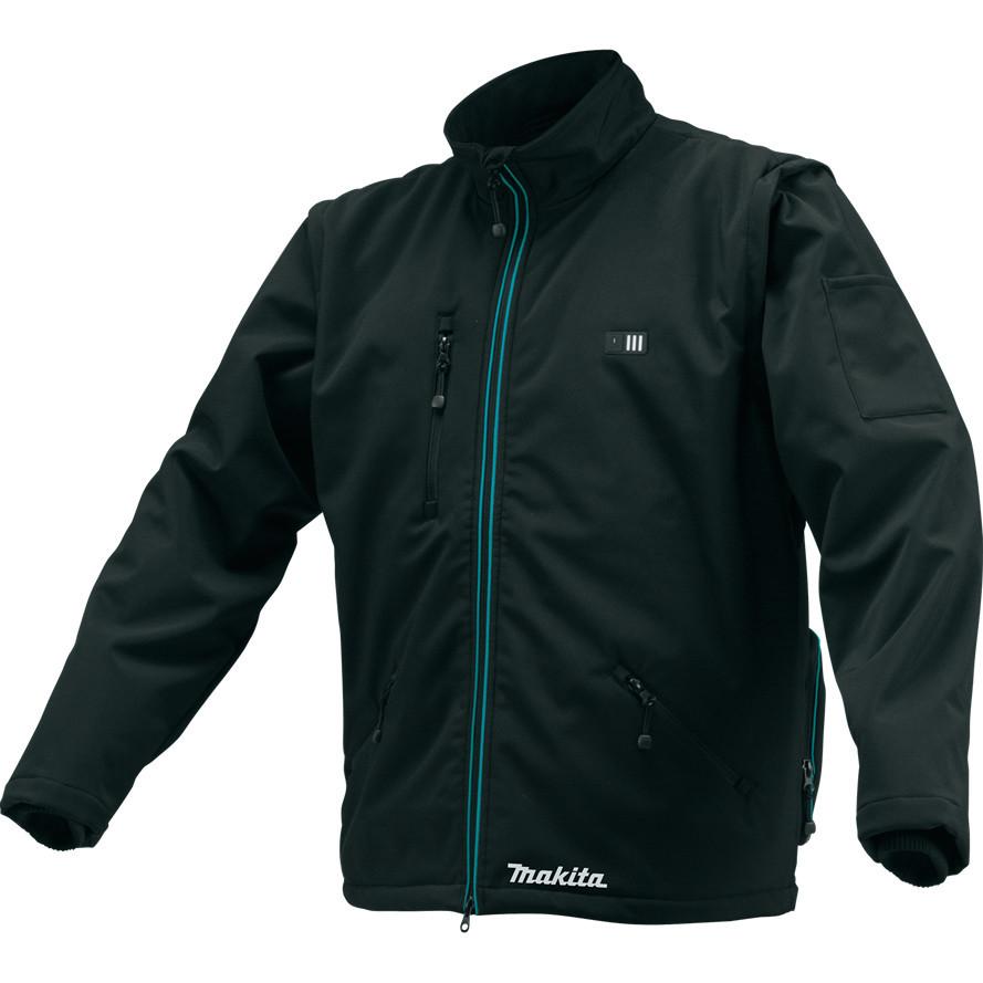Акумуляторна куртка з підігрівом Makita CXT, 10,8 (XL) CJ102DZXL
