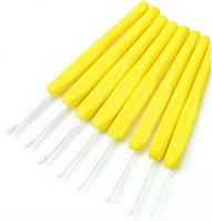Полностью пластиковые крючки (комплект из 8 штук от 2.5 мм до 6 мм)