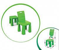 Дитячий стілець-табурет 04690/2 Doloni зелений Детский стульчик табурет зеленый