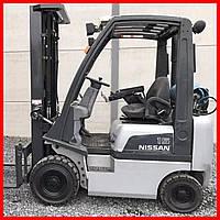 Аренда вилочного погрузчика Nissan PD01A15PQ 2003