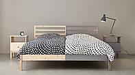 Кровать BASIC / Ліжко BASIC / Кровать делевянная / Ліжко дерев'яне / Кровати / Ліжка
