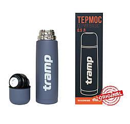 Термос Tramp Basic сірий 0,5 л TRC-111-grey Термос трамп