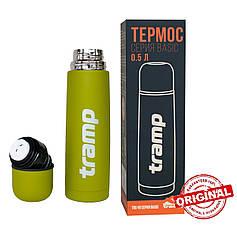 Термос Tramp Basic олива 0,5 л TRC-111-olive Термос трамп