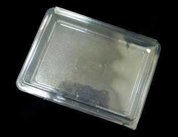 Одноразовый контейнер для суши с крышкой FT 105 22*13,5*4см 50шт.