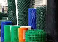 Сетки пластиковые, садовые, вольерные