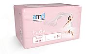 Урологические прокладки для женщин AMD Lady Super, 10 шт