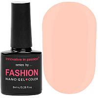 Гель-лак Innovative in Passion серия Fashion № 220 (персиково-розовый, эмаль), 8 мл