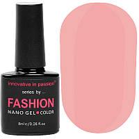 Гель-лак Innovative in Passion серия Fashion № 221 (приглушенный нежно-розовый, эмаль), 8 мл