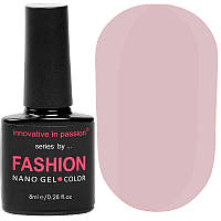 Гель-лак Innovative in Passion серия Fashion № 223 (нежный лиловый, эмаль), 8 мл