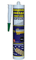 Клей монтажный Ispolin Супер Сила, прозрачный 310 мл