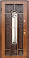 Двері вхідні металеві Фабіана