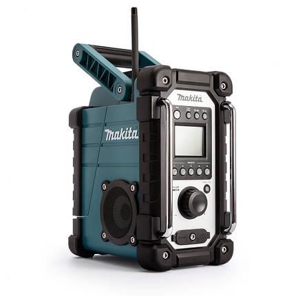 Аккумуляторный радиоприемник Makita DMR 107, фото 2