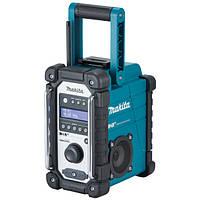 Аккумуляторный радиоприемник Makita DMR 110