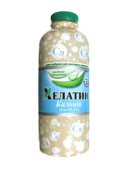 Хелатин Кальций, 1.2 л