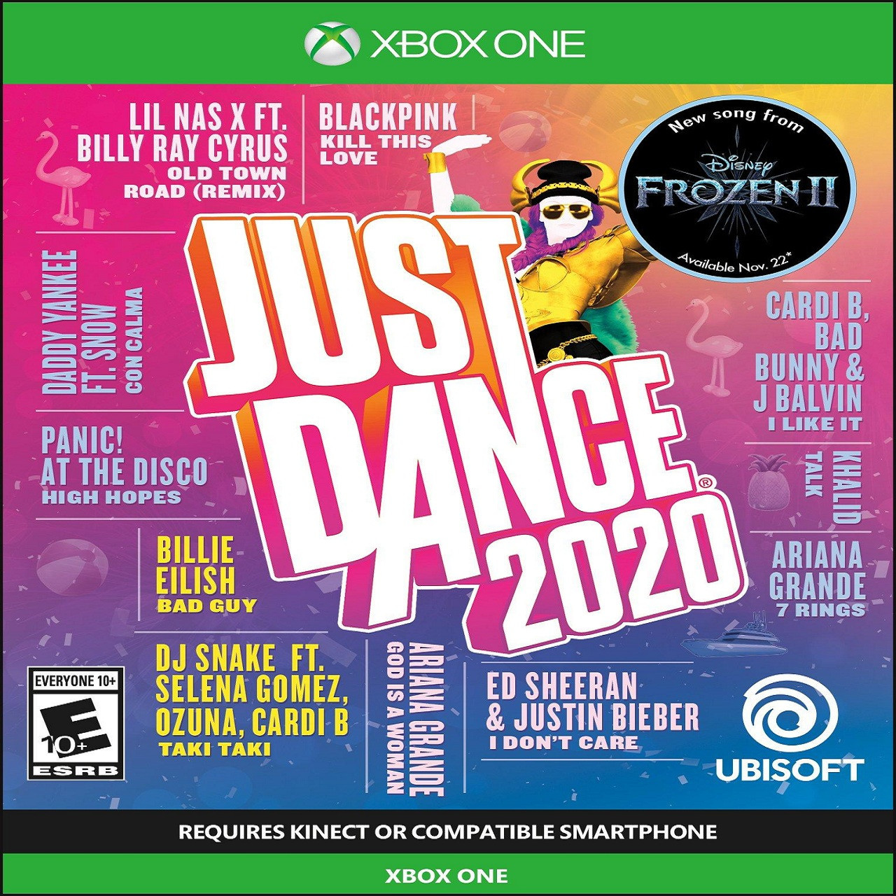 Just Dance 2020 XBOX ONE RUS (Б/В)
