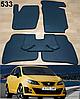 Коврики на Seat Ibiza '08-17. Автоковрики EVA