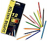 Цветные карандаши Marco Superb Writer 12 цветов