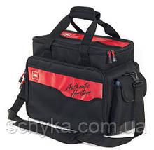 Сумка риболовная LJ LURE BAG L  (4+2 коробка) 35х50х25см / 112B