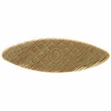 Шпонка (ламель) для дерев'яних з'єднань NR.0 / 1000 шт. (P-08838)