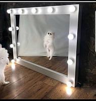 Гримерное зеркало с подсветкой, бьютизеркало