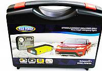 Зарядно пусковое устройство Car jump starter 20000 для машины + Power Bank 2хUSB, + Фонарик + КОМПРЕССОР