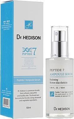 Сироватка з пептидами проти зморшок - Dr.Hedison Peptide 7 Serum 50ml