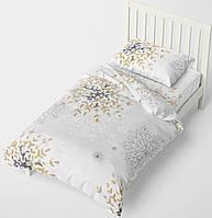 Полуторное постельное белье HalfTones, комплект полуторный, 160*220см, хлопок, бязь