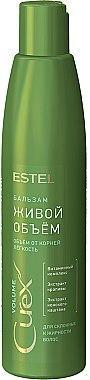 Бальзам для додання обсягу для жирного волосся - Estel Professional Curex Volume 250ml