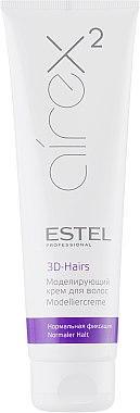 Моделирующий крем для волос - Estel Professional 3D-Hairs Airex 150ml
