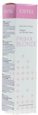 Масло-уход для светлых волос - Estel Professional Prima Blonde 100ml