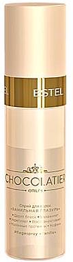 """Спрей для волос """"Ванильная глазурь"""" - Estel Professional Otium Chocolatier"""