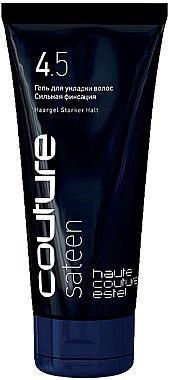 Гель для укладання волосся, сильна фіксація - Estel Professional Sateen Haute Couture 100ml