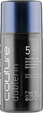 Креатив-гель для укладки волос - Estel Professional Haute Couture Dublerin 100ml