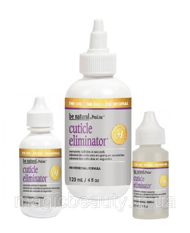 BE NATURAL  Cuticle Eliminator - Средство для удаления кутикулы 29 мл