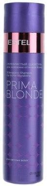 Серебристый шампунь для холодных оттенков блонд - Estel Professional Prima Blonde Shampoo 250ml