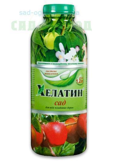 Хелатин Сад, 1.2 л
