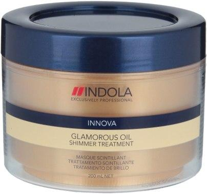 Маска для гладкості і блиску - Indola Innova Glamorous Oil Shimmer Treatment 200ml