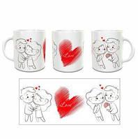 """Чашка """"Love"""""""