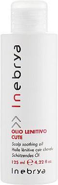 Масло для захисту шкіри голови при фарбуванні - Inebrya Scalp Soothing Oil 125ml
