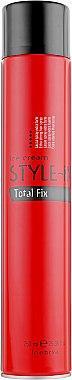 Лак для волосся екстра сильної фіксації - Inebrya Style-In Power Total Fix 500ml